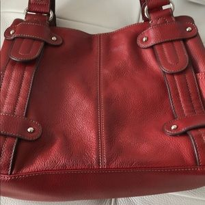 Tignanello Bags - Tignanello since 1989 red handbag